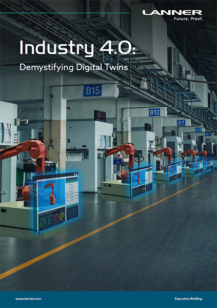Industry 4.0: Demystifying the Digital Twin Briefing Paper